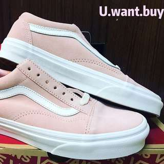 VANS OLD SHOOL PINK LTD