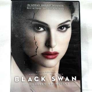 BLACK SWAN (starr'g Natalie Portman, Mila Kunis) DVD