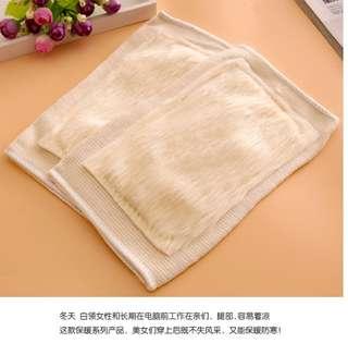 3月優惠包郵㊣冬季仿羊毛加厚保暖護膝$45/件;$80/2件(原價$50/件)