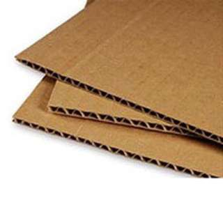 Corrugated Cardboard Single Wall