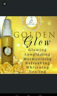 Golden Glow Spray - 75ml