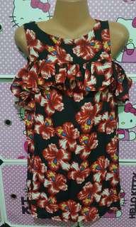 Hawaian top/dress