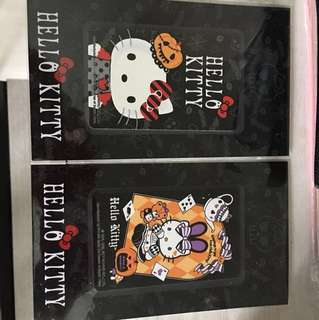 Limited Edition Halloween Hello Kitty EZ Link cards