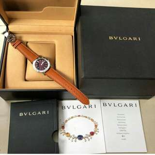 👉PRE💖 - BVLGARI Woman Watch # dl