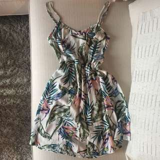 Sz. 4 H&m Sun Dress