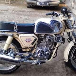 Dijual Honda CB Modifan