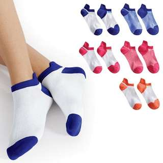 new in package! 10 Pack Low Cut Comfort Tab Socks