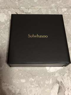 Sulwhasoo First Care activating serum and concentrated  ginseng renewing cream box set