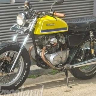 Dijual Honda CB175 Twin Langka dan Klasik
