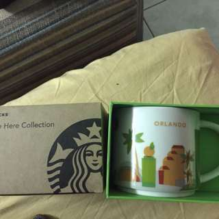 Starbucks City Mug (You Are Here) Collectibles