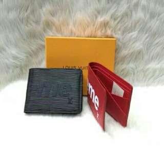 Unisex Supreme wallet