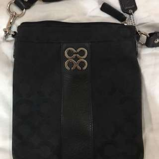 Authentic Coach Sling Bag Preloved