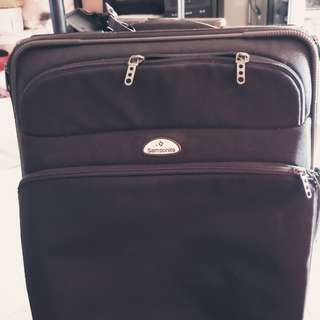 Handcarry authentic samsonite