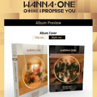 I PROMISE YOU WANNA ONE ALBUM