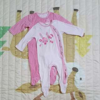 Sleepsuit Bluezoo