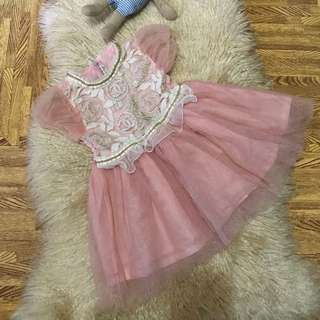 Inspired Chanel fairy dress fits to 2-4 years old / direct contact #09956396640