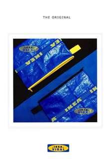 Doc clutch Bag Ikea Custom