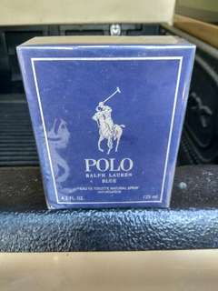 POLO BLUE 125ml