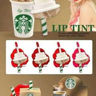 🔥Starbucks liptint