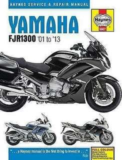 Haynes Yamaha FJR Manual