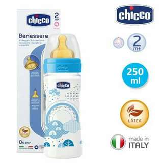 250ml Chicco Feeding Bottle