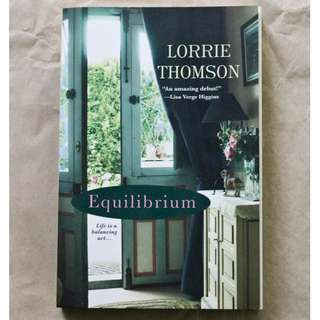 Equilibrium by Lorrie Thomson