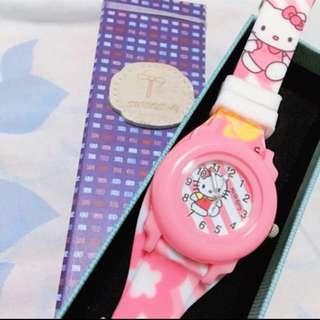 Hello Kitty Watch***