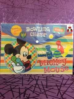 Mickey Button File - 4 sets