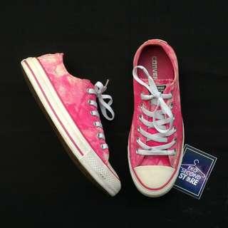 Converse Allstar Tie Dye Pink