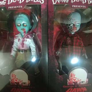 Living dead dolls dawn of the dead