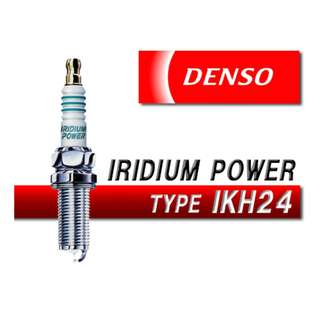 Denso Iridium Power Spark Plugs IKH24