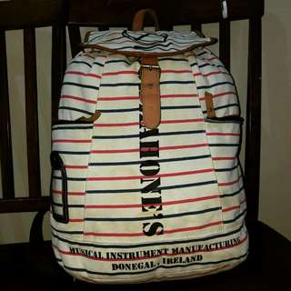 Backpack Canvas B.C.+ ISHUTAL International