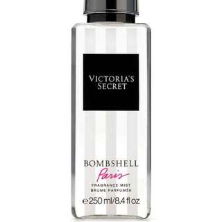 Bombshell Paris Fragrance Mist