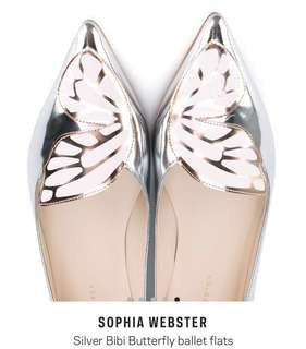 💯% New Sophia Webster shoes size 39