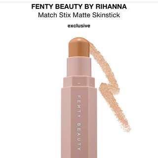 Fenty beauty Matte skinstick