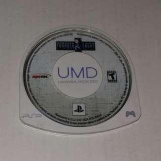 PSP UMD Armored Core Formula Front Extreme Battle Game