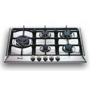 Tecnogas Hob. PLUX75X. Available in LPG model. BNIB. 1 yr Warranty.
