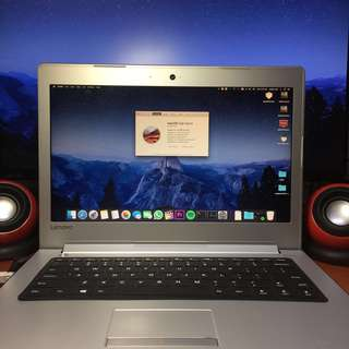 "Lenovo 14"" macOS 手提電腦"