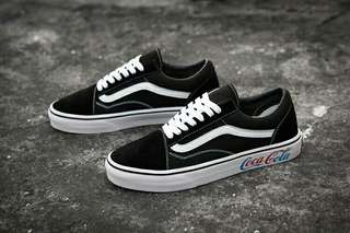Vans Old Skool Coca-Cola 35-44
