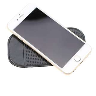 Silicon gel phone sticky suction mat for car