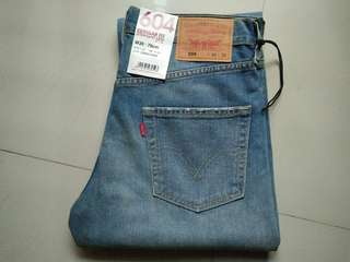 Levi Strauss 604 Original made in Indonesia