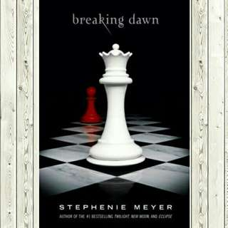 ebook ~ Breaking dawn