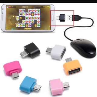 Micro usb mini OTG Card Reader__