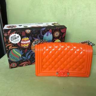 Jelly Toyboy Handbag