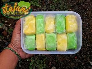 pancake durian large jumbo isi 10