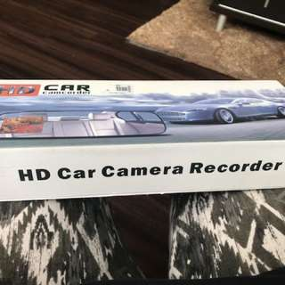HD CAR CAMCORDER With USB 3 socket