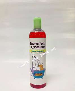 Bonnie's Choice Dog Shampoo - Vanilla Milk Scent