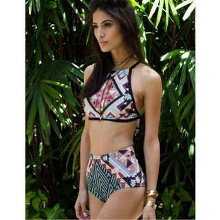 Bc: twp piece swimsuit