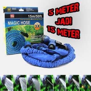 pd Selang ajaib 15 METER / Magic hose 50Ft 15 meter