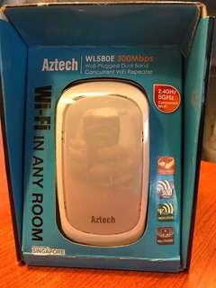 Aztech Wifi Repeater WL580E